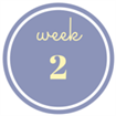 2 weken zwanger