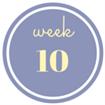 10 weken zwanger