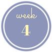 4 weken zwanger