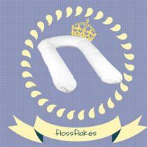 beste voedingskussen flossflakes