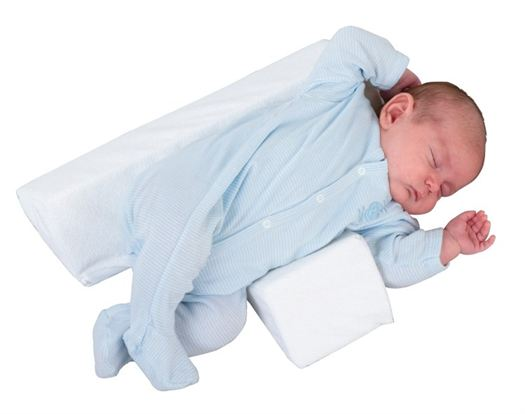 Het beste zijligkussen zwangerwatnu for Baby op zij slapen kussen