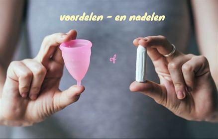 menstruatiecup voordelen