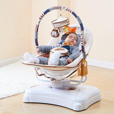 Schommelstoel Elektrisch Baby.Hoe Kies Je Het Beste Wipstoeltje Alles Wat Je Moet Weten