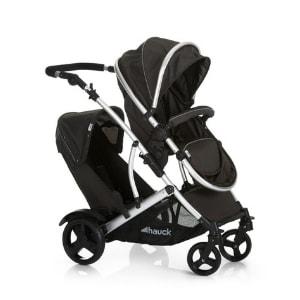 De beste duowagen voor ouders met kinderen van verschillende leeftijden.