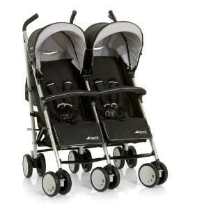 Beste Duobuggy voor ouders met een tweeling.
