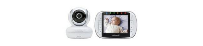 Een camera helpt een hoop om je als ouder meer geruststelling te geven over je baby.