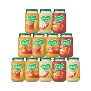 De beste babyvoeding fruit
