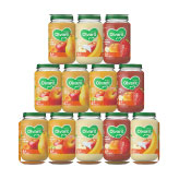 De beste babyvoeding (fruitpotje)