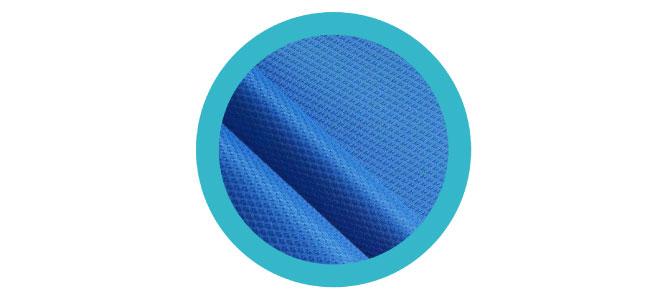 Slaapzak baby gemaakt van polyester